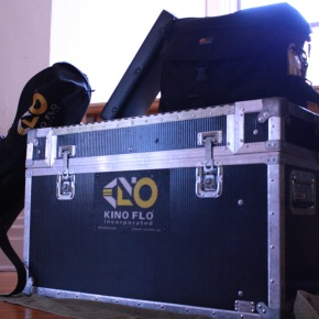 The Equipment That Broke The Director's Back